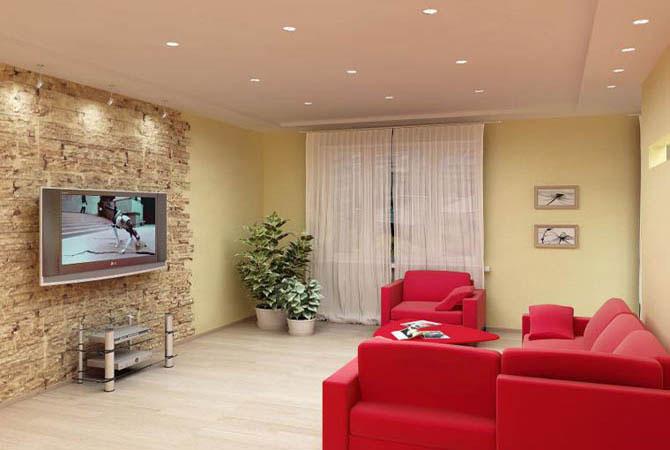 Комната 9 кв.м дизайн фото