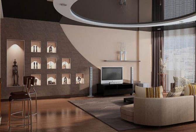 Дизайн квартиры в домах п-3